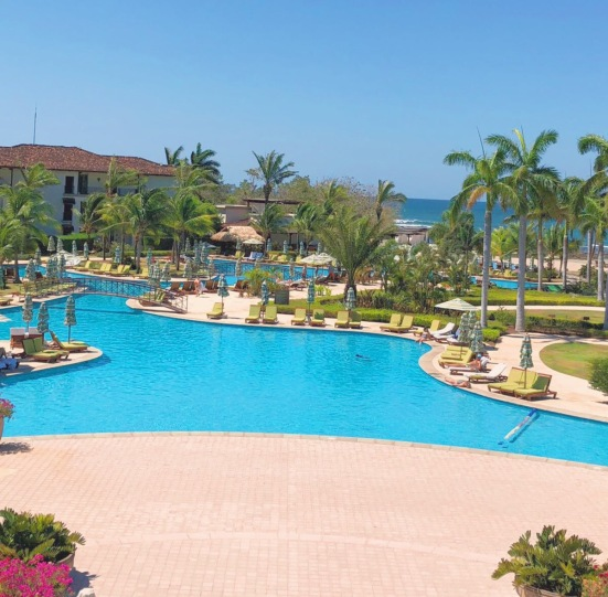 pool at jw marriott guanacaste