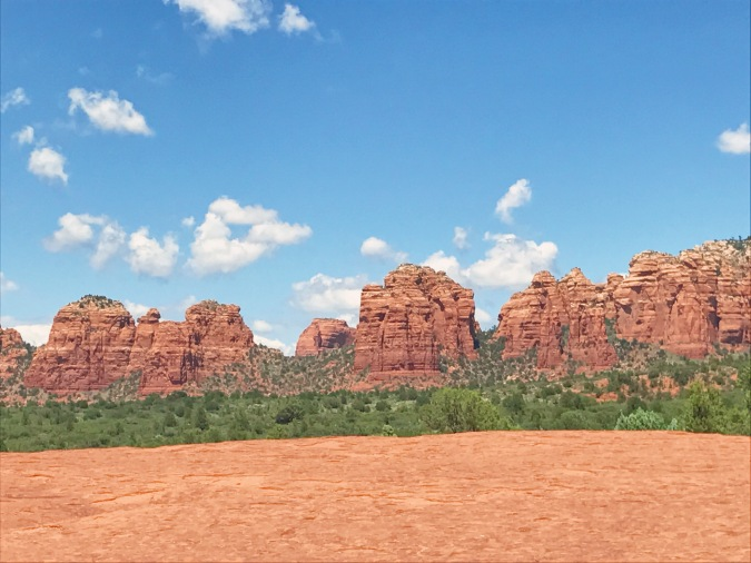Sedona Arizona pink jeep tour