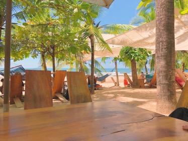 Lola's Restaurant Playa Avellanas Costa Rica