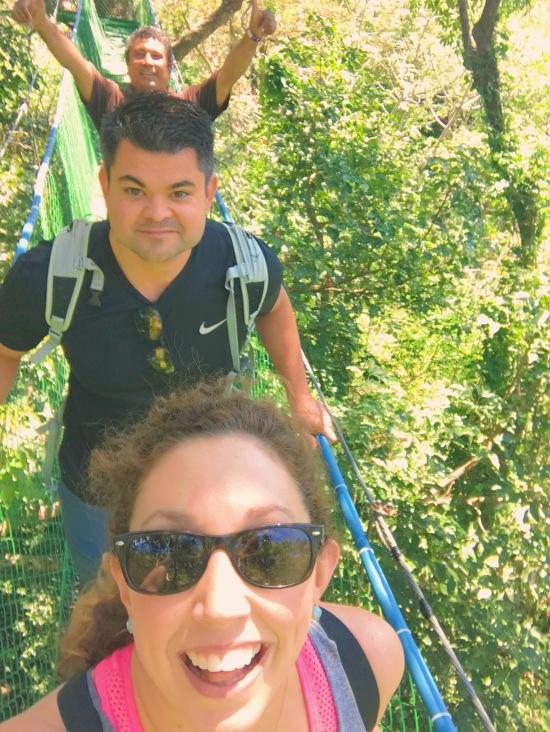 Buena vista tour hanging bridges