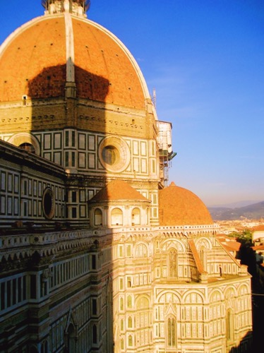 Florence Italy Duomo from the top