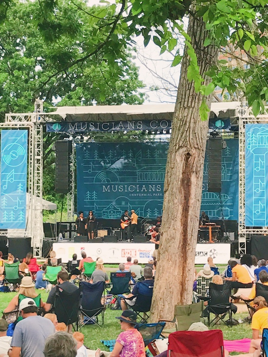 musicians corner Nashville