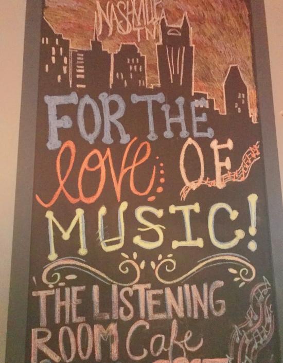 The Listening Room Nashville