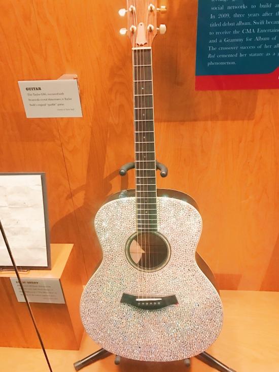 Taylor Seift's Guitar