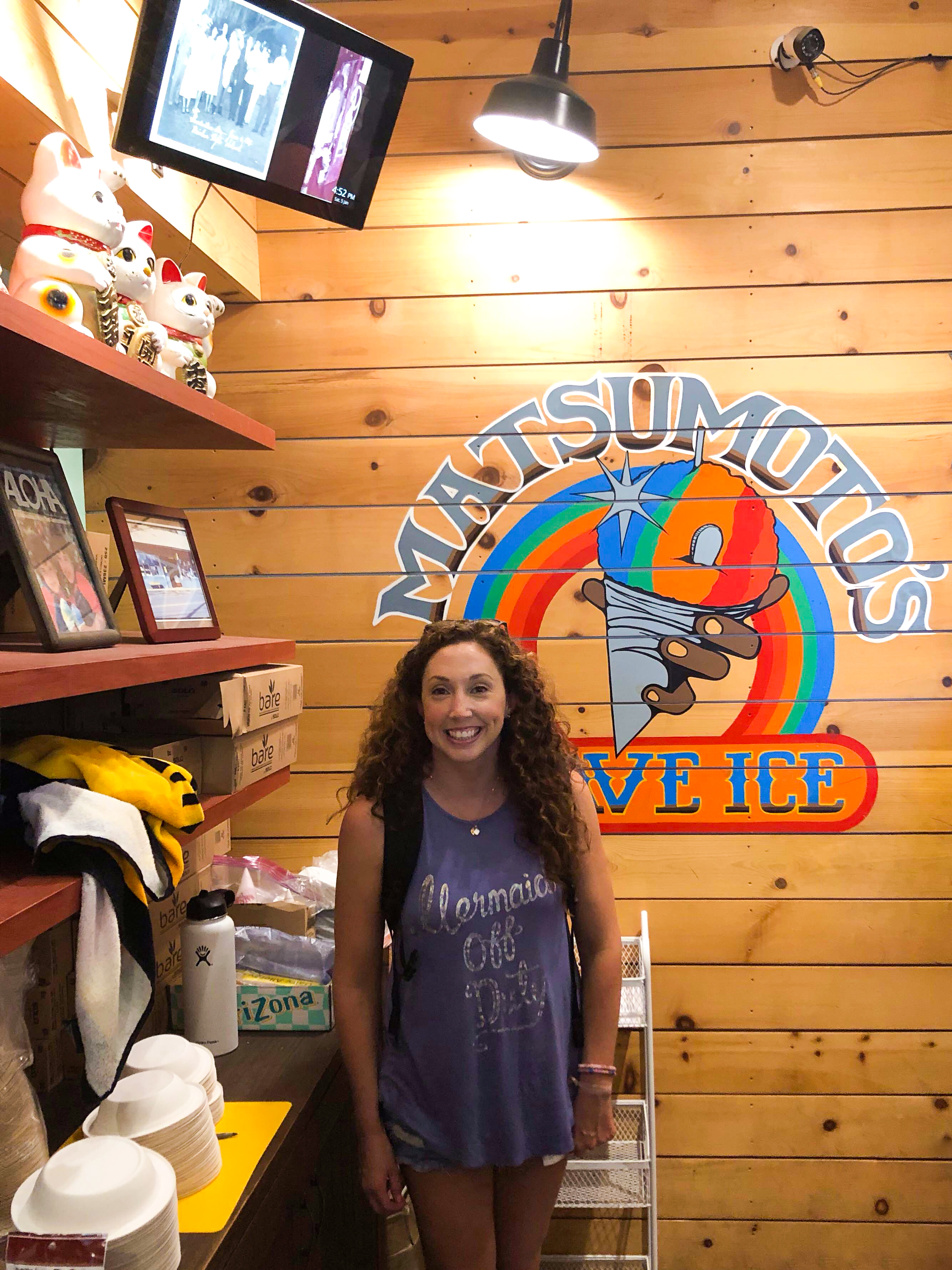 matsumoto shave ice best shave ice on the island