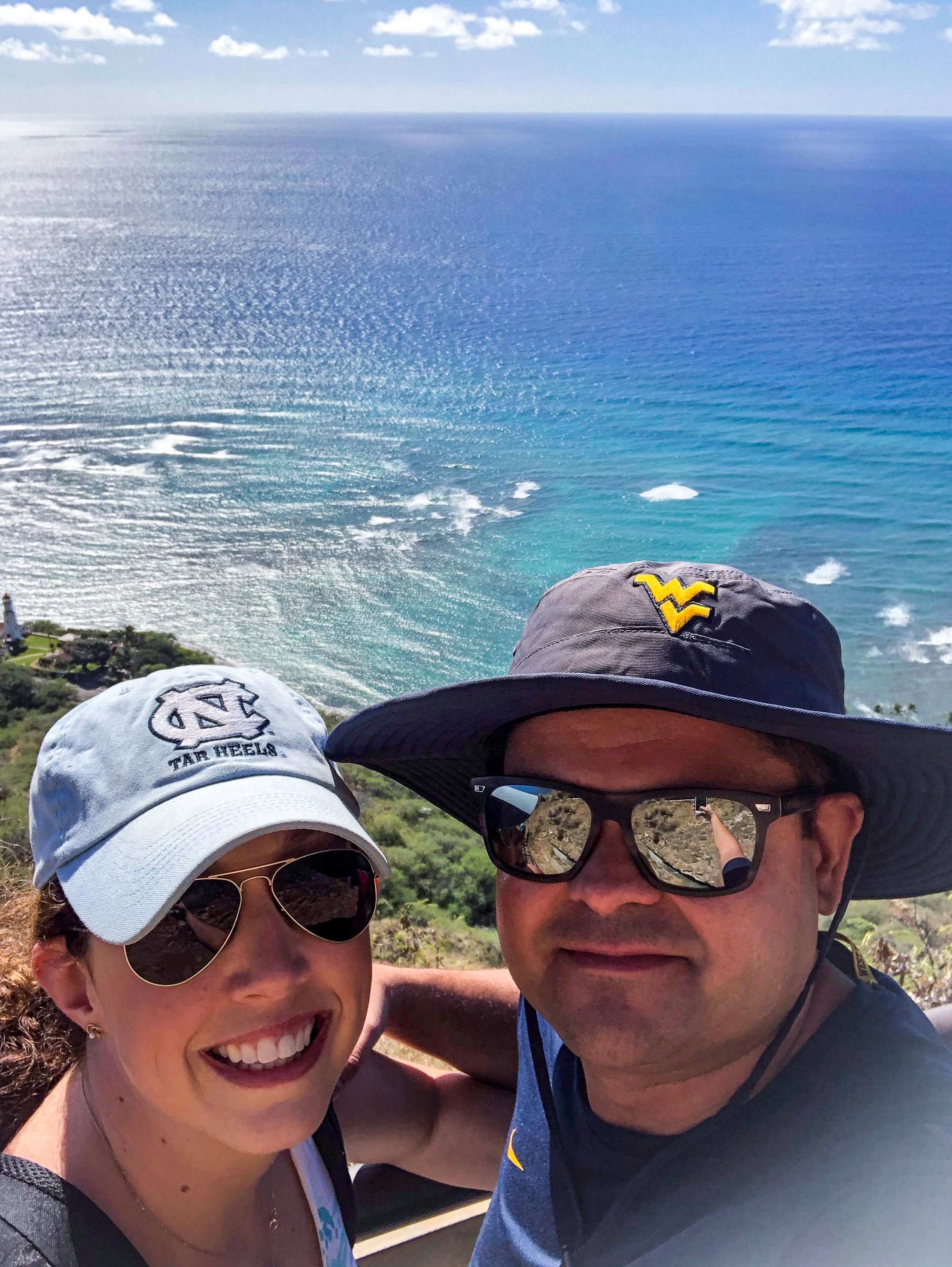 Oahu Hawaii Diamond Head Hike