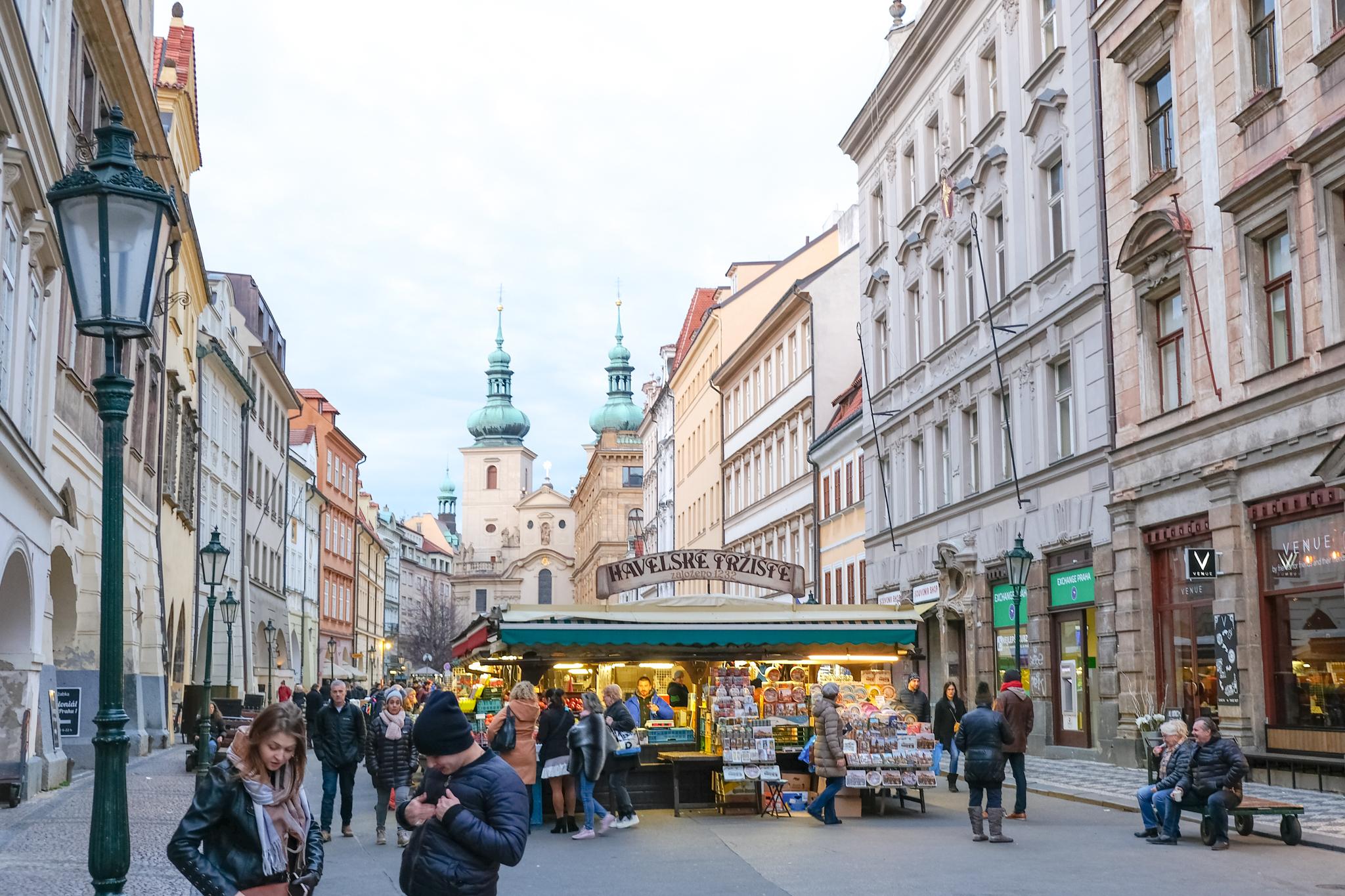 Prague Street Market