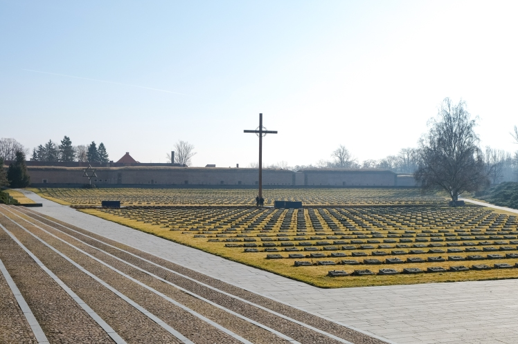 Terezin Concentration Camp Memorial