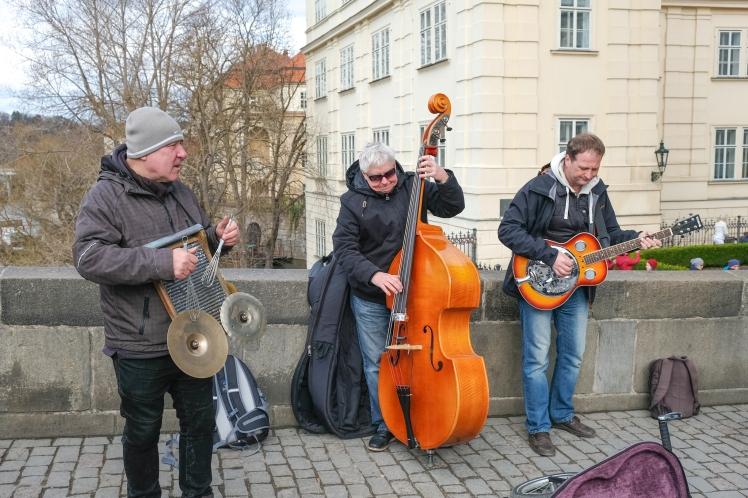 Charles Bridge Musicians